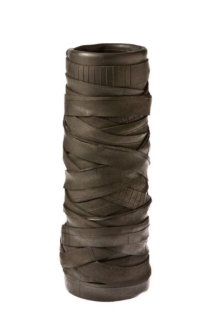 Dacarr slim cylinder vase