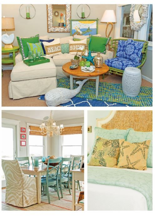 Good Interior Design With Your Lifestyle In Mind  At Urban Cottage In Duck, NC |