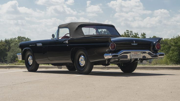 1957 Ford Thunderbird F-Bird - 3