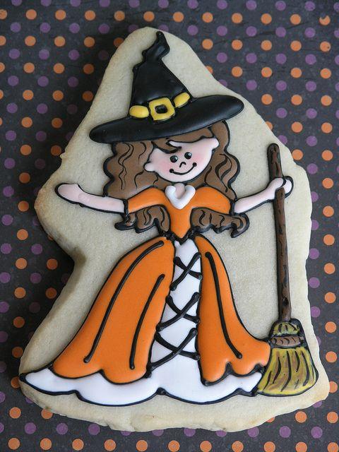 Lil' Witch!