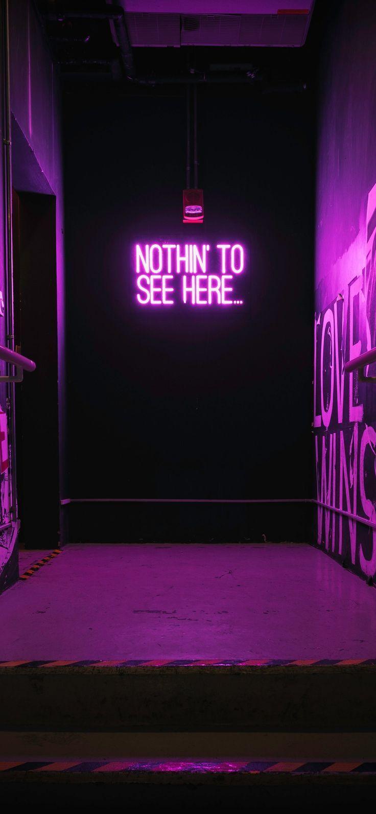 Iphone X Neon Hintergrund Hd 3d Hintergrunde Neon Wallpaper