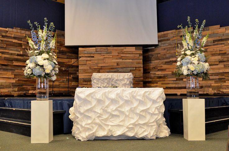Large Contemporary Altar Arrangements