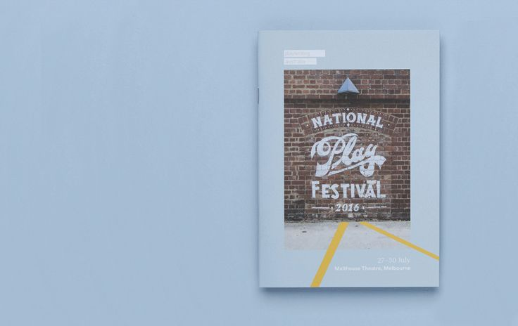 National Play Festival — Publication Design