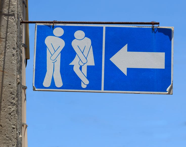 It is an unhygeinic way to use public toilet .