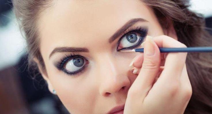 Si tienes los ojos grandes o saltones, ¡no te pierdas estos trucos para verte más guapa!