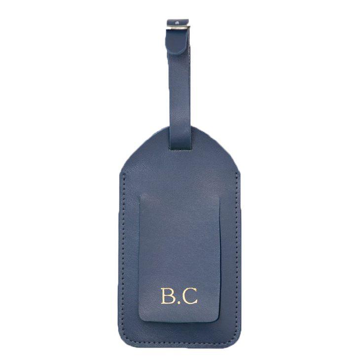 Personalised Corban & Blair Basics Collection Luggage Tag - $30.00 #luggagetag #bagtag #personalisedluggagetag