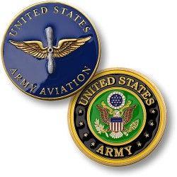 U.S. Army Aviation  https://store.nwtmint.com/product_details/1304/U.S._Army_Aviation/