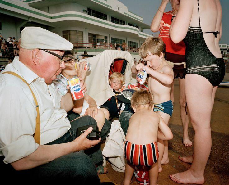 Martin Parr, New Brighton, England, 1985