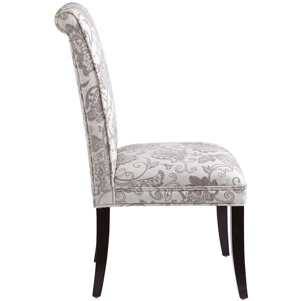 Pier 1 Imports Angela Leaves Dining Chair (£150) Liked On