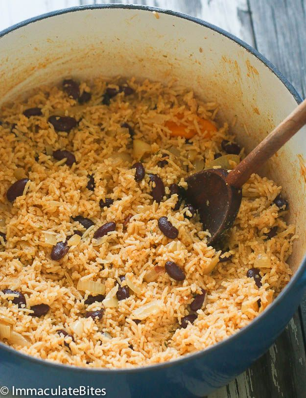 734 best island foods images on pinterest jamaican food recipes caribbean rice and beans forumfinder Gallery