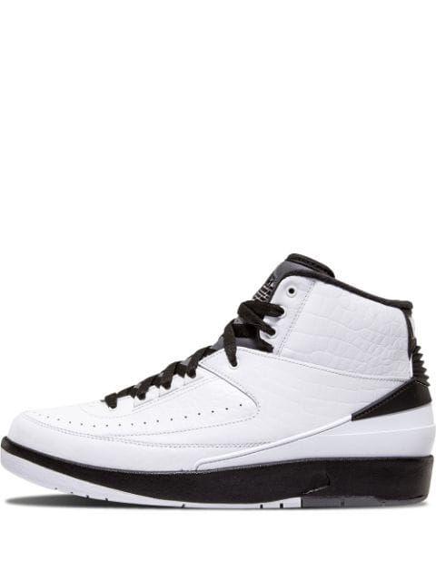 Jordan Air Jordan 2 Retro Sneakers - Farfetch   Air jordans, Retro ...
