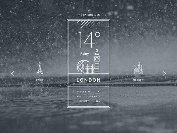 Weather - PSD Freebie