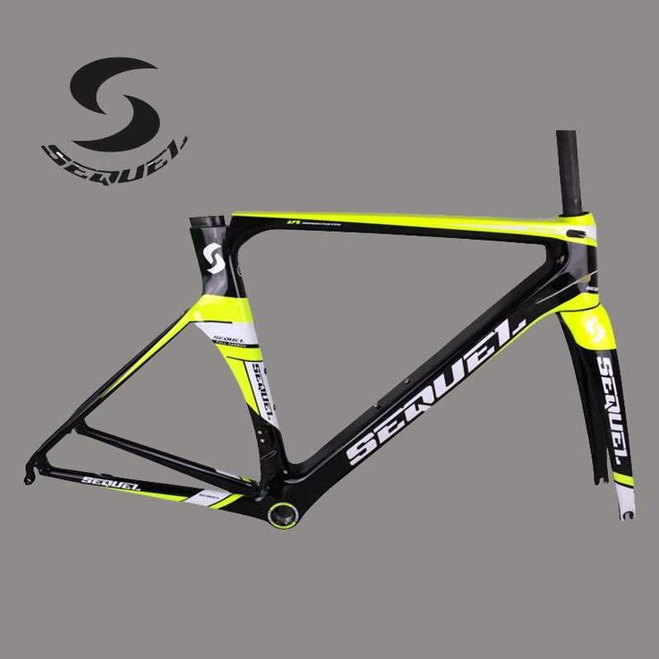 420.00$  Buy here - http://aliy9n.worldwells.pw/go.php?t=32763979635 - Aliexpress shipping carbon road bicycle frame,glossy finished carbon bike frame UD frame carbon road bike parts 420.00$
