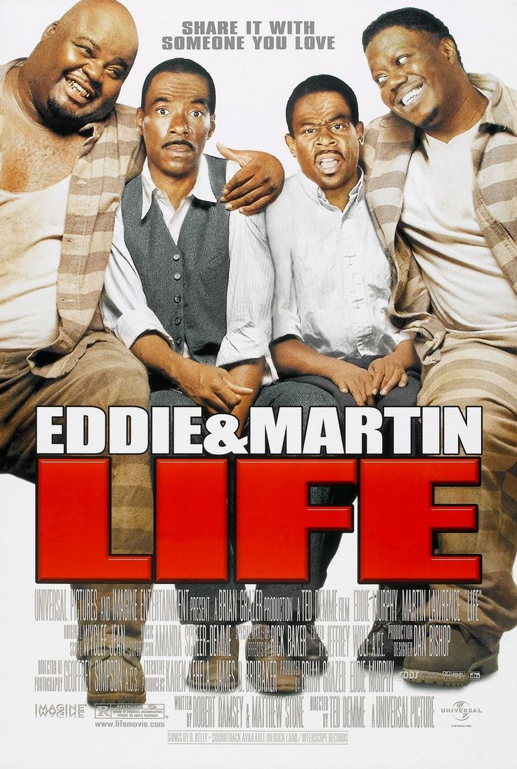 Life (1999). Eddie Murphy, Martin Lawrence... love them together. . FAF