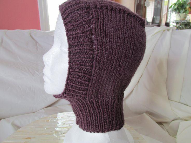 1000+ ideas about Knitted Balaclava on Pinterest Knit hat patterns, Knittin...
