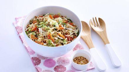 Aziatische koolsalade - Recept - Allerhande - Albert Heijn