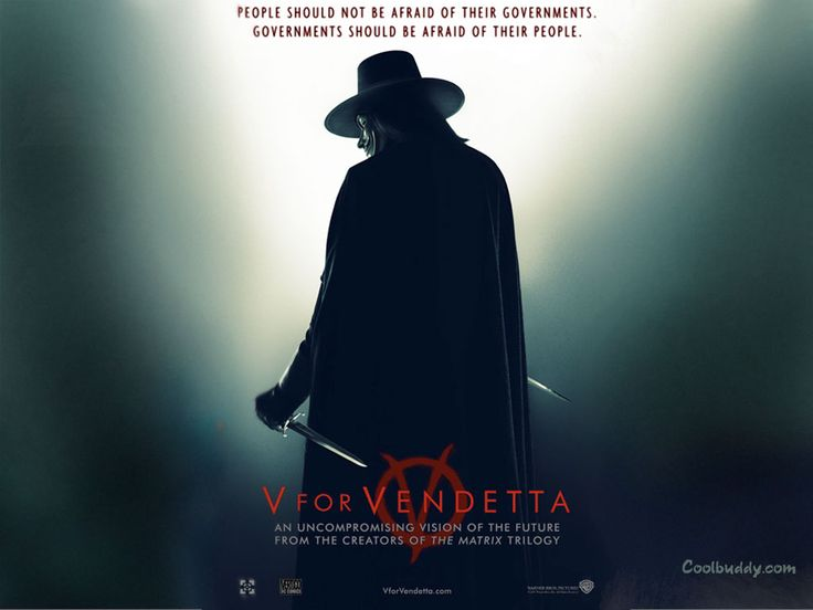 v for vendetta 2 essay V for vendetta essay the suggestion of rebellion and the consequences of it in the selected quote can be greatly applied to what happens in v for vendetta v.