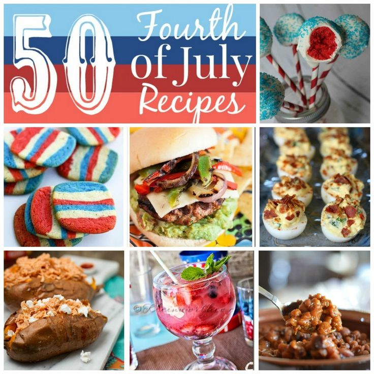 25 Fourth of July Apps & Drinks - Page 7 of 7 - Real Housemoms