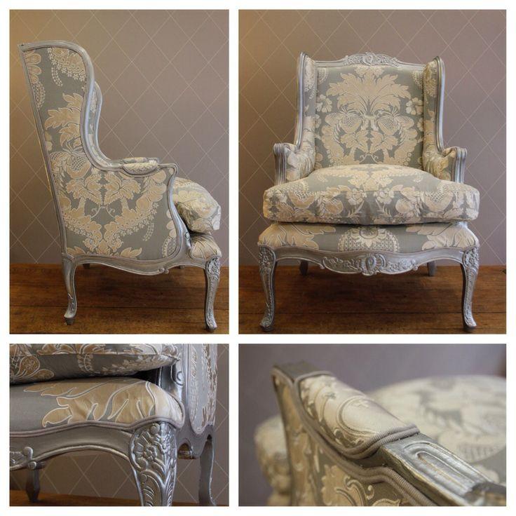 les 25 meilleures id es concernant tapissier d corateur sur pinterest fauteuils fauteuil. Black Bedroom Furniture Sets. Home Design Ideas