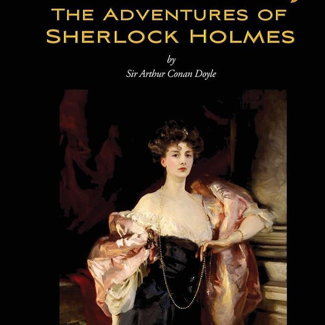 The Adventures of Sherlock Holmes (Wisehouse Classics) by Arthur Conan Doyle http://ow.ly/nlED3001oGp #FREE #EBOOK