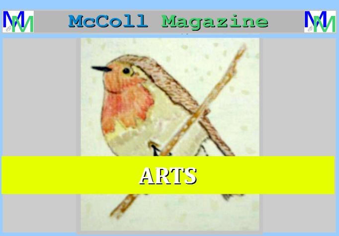 McColl Magazine - Art and Design | McColl Magazine