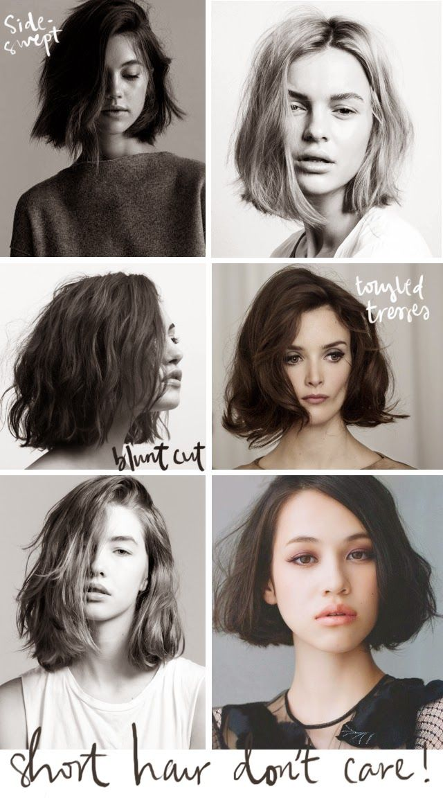 WITXFOLLY: COLLABORATION #7: SHORT HAIR DON'T CARE // HAIRLOOM X JIEN
