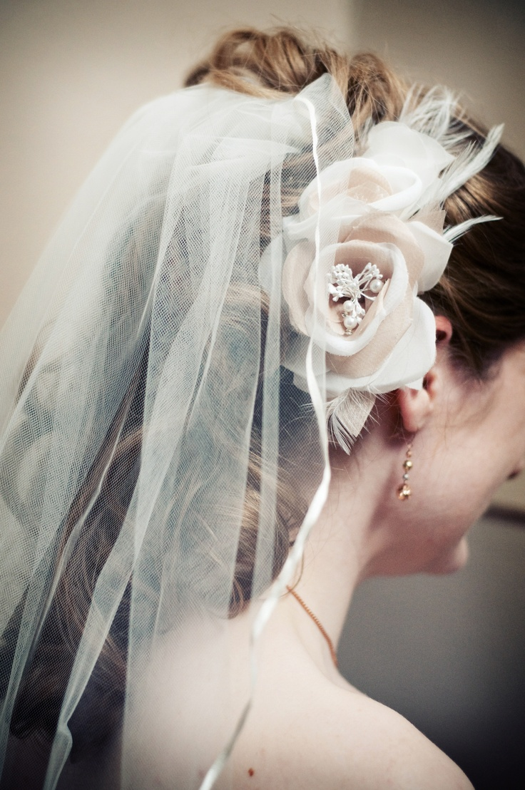 17 Best Images About Stylish Bridal Hairstyle On Pinterest