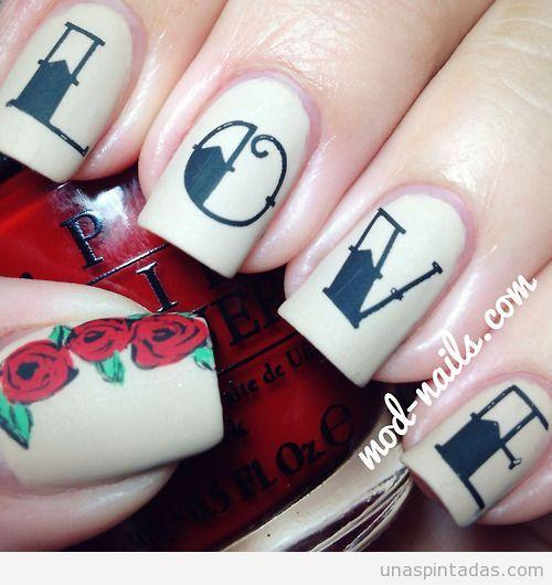 diseños de uñas naturales juveniles - Buscar con Google