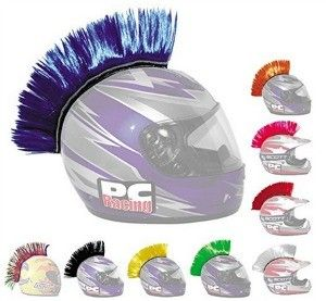 Kids Motorcycle Helmet Mohawks