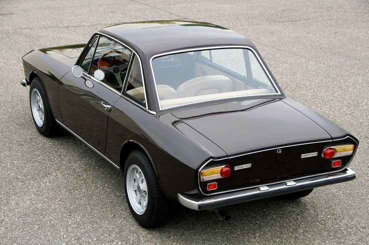 1973 Lancia Fulvia Coupé 1.3S
