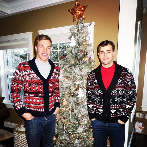 hallsy04: Merry Christmas from the boys #combover