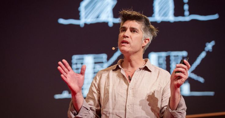 When asked to build housing for 100 families in Chile ten years ago, Alejandro Aravena looked to an unusual inspiration: the wisdom of favelas and slums. Rather than building a large building with small units, he built flexible half-homes that each family could expand on. It was a complex problem, but with a simple solution — one that he arrived at by working with the families themselves. With a chalkboard and beautiful images of his designs, Aravena walks us through three projects where…