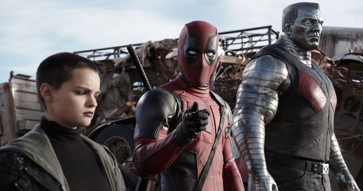 'Deadpool' Crushes the Box Office Again with $31.5M -- 'Deadpool' wins for a third weekend in a row with $31.5 million, beating new releases 'Gods of Egypt', 'Eddie the Eagle' and 'Triple 9'. -- http://movieweb.com/deadpool-box-office-weekend-3/