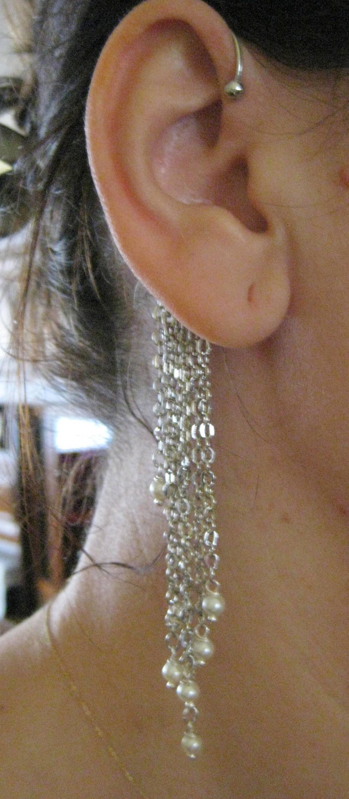93 best ear cuffs images on pinterest ear studs gemstone 4 pretty ear cuffs that go over your ear baditri Choice Image