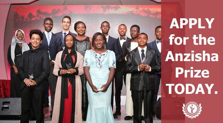 Anzisha Prize for African Youth Entrepreneurs Opens Applications for 2017 - Startup News