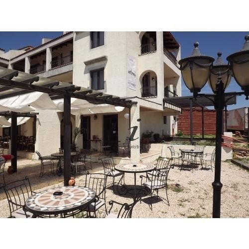 Hotel Amphora din Vama Veche Vama Veche, str. Falezei, nr. 36  vezi hartă