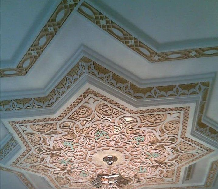 42 best images about faux plafond on pinterest for Faux plafond platre simple