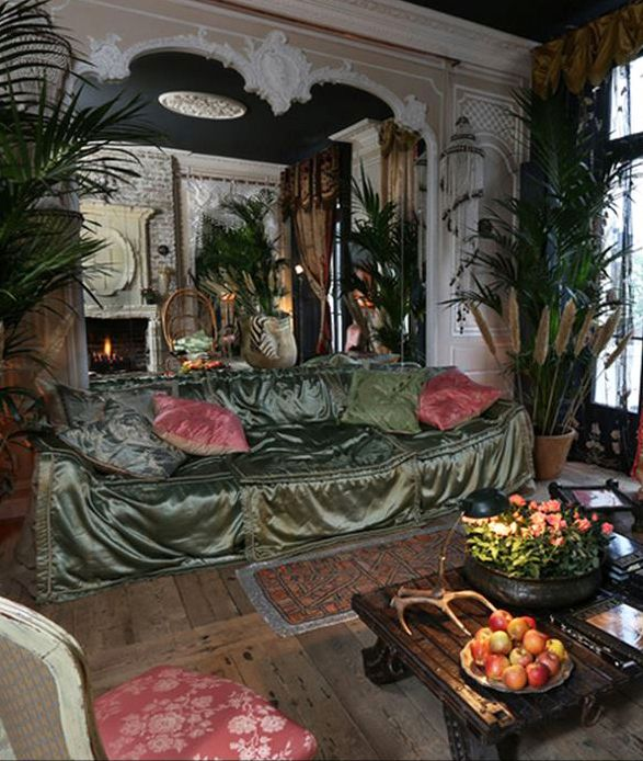 Little Venice Rooms Sera Of London Bohemian Housebohemian Decorfrench