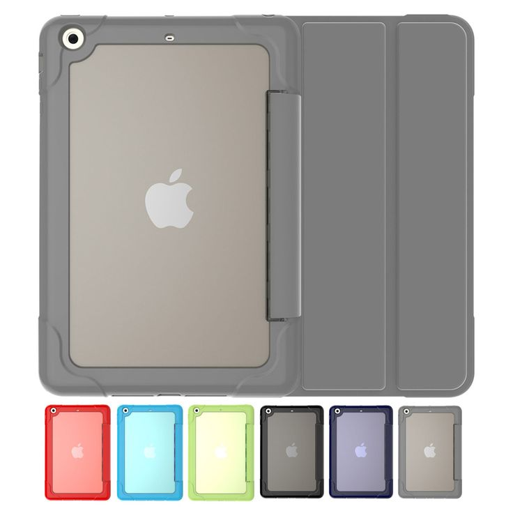 High Quality Smart Cover Case for iPad Mini 3 2 1 Folding Folio Book Case Cover for Funda iPad Mini with Sleep Wake up Function #Affiliate