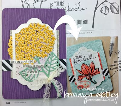 addINKtive designs: The Stamp Review Crew - Thoughtful Branches