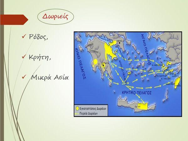 Όλα για την τάξη μου: Οι Έλληνες δημιουργούν αποικίες