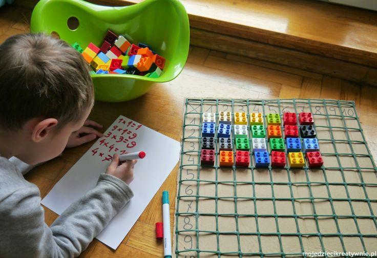 Moje Dzieci Kreatywnie: Montessori