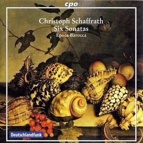 Perfect Epoca Barocca Christoph Schaffrath Six Sonatas FLAC