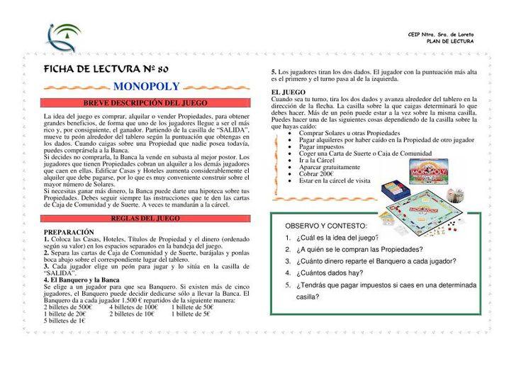 Colección de 100 actividades de Lectura en las que trabajamos las competencias Básicas - Orientacion Andujar
