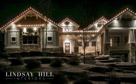 42 Cool Outdoor Decoration Ideas with Christmas Lights Christmas