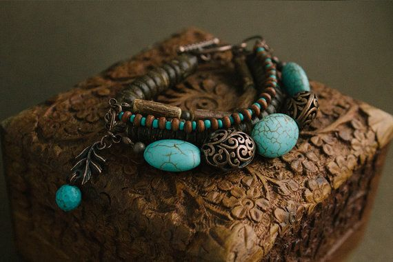 Wild Wind Boho Bracelet