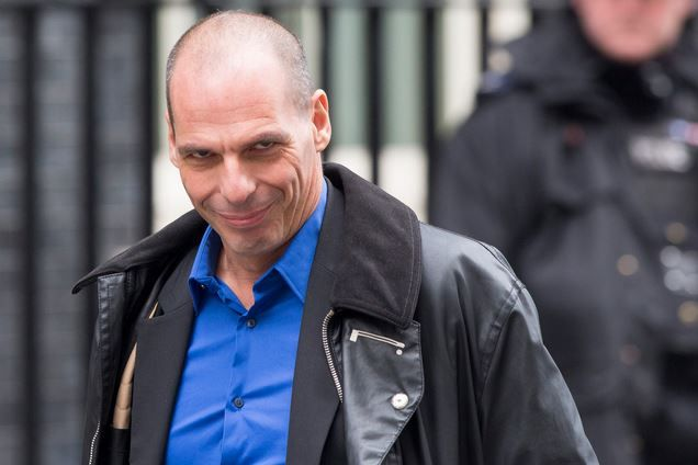 "First thing this morning, after claiming all weekend that, ""What they're doing with Greece has a name: terrorism,"" Greece's Finance Minister Yanis Varoufakis stepped down simply adding that he shall, ""Wear the creditors' loathing with pride."" (7/6/15)"