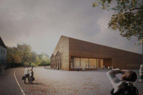 Dinse Feest Zurl Architekten · Museum für Konkrete Kunst und Design