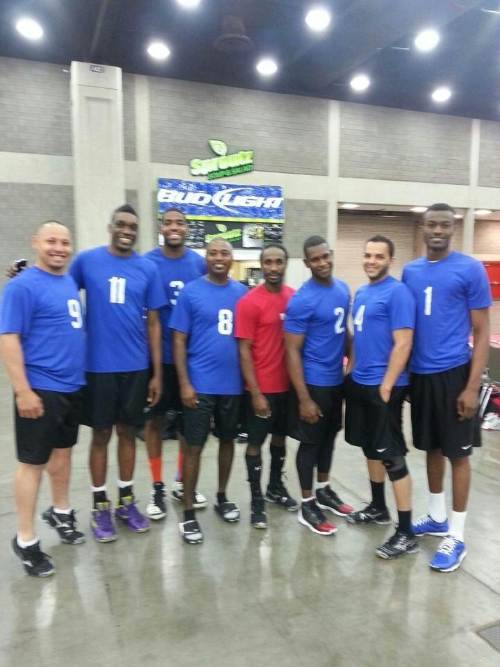 Hasenet volleyball Team.