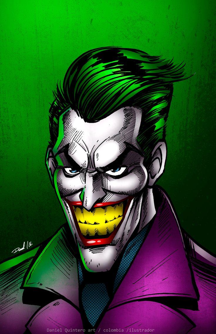 Joker  Fanart / Comic /Ilustracion  #art #artist #artwork #artgallery #artshow #ilustracion #ilustraciones #ilustrador #ilustradores #arte 3artist #joker #wason #fanart #xoxo #world #work